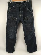 Cotton Faded Loose 30L Jeans for Men
