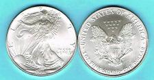 ESTADOS UNIDOS - MONEDA 1 DÓLAR 1995  LIBERTY 1 ONZA PLATA