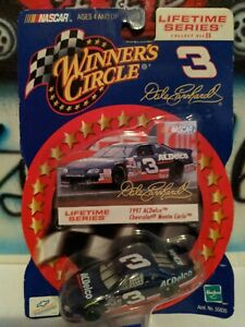1:64 NASCAR Winner's Circle Lifetime Dale Earnhardt 97 ACDelco Chevy Monte Carlo