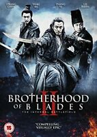 Brotherhood of Blades 2 The Infernal Battlefield [DVD] [2017][Region 2]