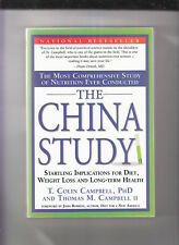 THE CHINA STUDY-COLIN CAMPBELL-1ST THUS 2006- NUTRITION/HEALTH CLASSIC LIKE NEW