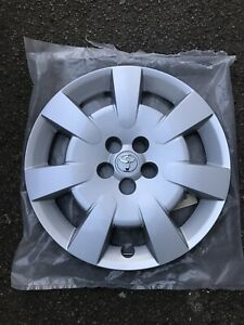 "GENUINE TOYOTA AVENSIS T25 2003-08  16""WHEEL TRIM HUB CAP - 42602-20580"