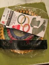 Knifty Knitter Round Loom Series Provo Craft Set of 4 Used
