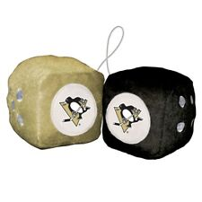 Pittsburgh Penguins Fuzzy Dice
