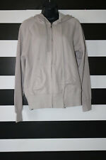 Eddie Bauer Women's Full Zip Hoodie Cotton Blend Long Sleeve Size L Large