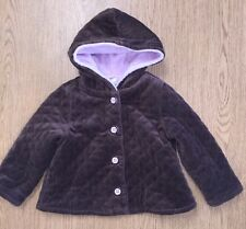 Gymboree Brown Coat Soft Girls 3T
