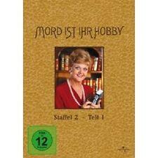 MORD IST IHR HOBBY SEASON 2.1 3 DVD NEUWARE