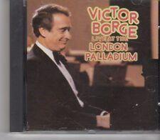 (FX298) Victor Borge, Live At The London Paladium - CD