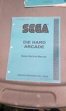 die hard arcade manual