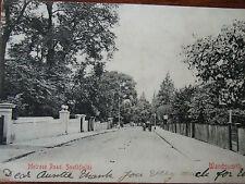 Wandsworth nr Purley, Fulham, Melrose Road, Southfields, Stengel Postcard 1904
