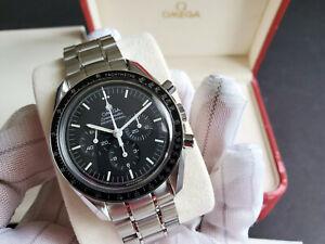 OMEGA Speedmaster Professional Moonwatch Hesalite Sapphire Caseback 3572.50 42mm