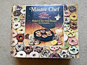 Master Chef, The Donut Bakery Model No. 2081 by Northern Electric