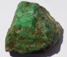Burmese Maw Sit Sit Chromium Jadeite Rough Approx.275cts Only mine finished