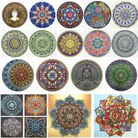 5D DIY Special Shaped Diamond Painting Mandala Cross Stitch Art Home Wall Decor