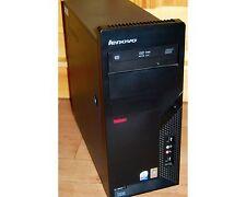 Bürocomputer Lenovo ThinkCentre, C2D @2,2 GHz, 1 GB RAM, 160 GB FP, (BRO264)