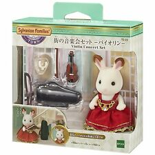 Sylvanian Families VIOLIN CONCERT SET TS-03 Town Series Epoch Calico Critters