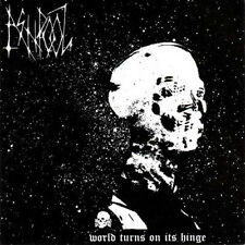 Ash Pool - World Turns On Its Hinge (Black Metal - Akitsa, Tour de Garde)