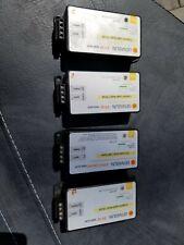 Four Genasun Solar Pv Controllers