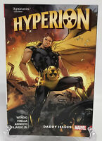 Hyperion Daddy Issues Collects #1-6 Marvel Comics TPB Paperback NEW Iron Man