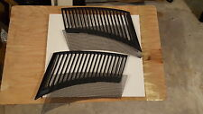 used 1985 Mercedes-Benz 500sl cowl vents with screens