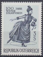 Österreich Austria 1967 ** Mi.1231 Eiskunstlauf Ice figure skating