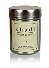 Khadi Herbal Red Henna Hair Color Unique Formulation Herbal Product 150 gm