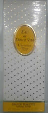 Christian Dior Eau de Dolce Vita Edt 100ml Spray - Vintage - New & Rare