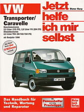 VW Transporter T4 Reparaturanleitung Jetzt helfe ich mir selbst Handbuch/Wartung