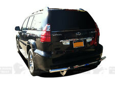 10-18 Toyota 4Runner Stainless Rear Bumper Guard By Black Horse 8TM31SS-1