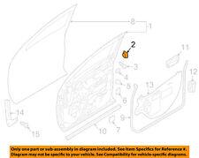 NISSAN OEM Front Door-Door Shell Grommet 80874AX000
