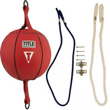 """Title Boxing 7"""" Double End Bag Package"""