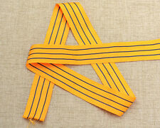 """Vishisht Seva Medal / Distinguished Service Medal Ribbon- 12"""" FULL SIZE Free P&P"""