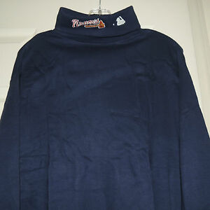 Atlanta Braves Turtleneck Jersey Shirt New L