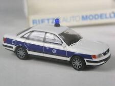 selten: Rietze Audi 100 THW Einsatzleitwagen in OVP