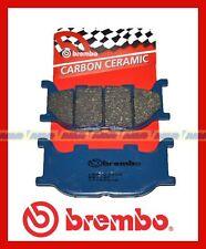 Pastillas Brembo Carbono Ant. MBK 250/400 Skyliner-XV 125/1100 Virago 07YA3408