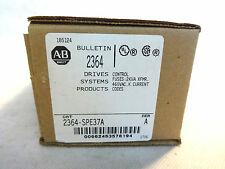 NEW FACTORY SEALED ALLEN BRADLEY 2364-SPE37A SERIES A CONTROL FUSES 2KVA, XMFR