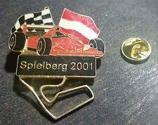 Formel 1 Pin F1 Grand Prix 2001 Spielberg mit Strecke - Maße 38x45mm