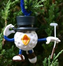 Birdie Be The Ball Golf Character Ornament