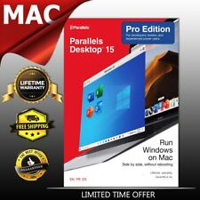 Parallels Desktop 15 (macOS) ✅ Lifetime Activated ✅ Windows On Mac ✅ TRUSTED ✅