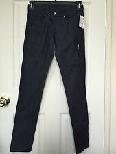 Authentic Silent Damir Doma Blue Denim Skinny Jeans XS Made Italy MSRP $485 NWT