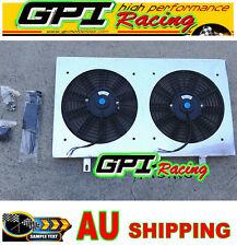 shroud+fan FOR Nissan Skyline GTR/GTS-4/GTS-T R32 BNR32/HCR32/ECR32 RB26/RB20