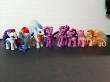My Little Pony Mon Petit Poney Mein Kleines Pony G4 Lot of 9 Ponies