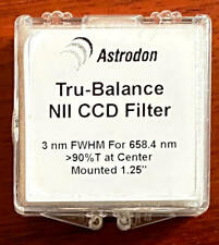 Astrodon Tru-Balance NII 3nm Filter Mounted at 1.25""