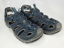 Keen Rialto H2 Size US 9 M (D) EU 42 Men's Sport Sandals Shoes Blue / Gray