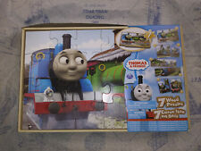 Thomas & Friends 7 Wood Puzzles Pack - Cardinal