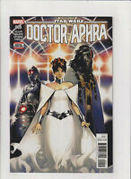 Doctor Aphra #9 NM- 9.2 Marvel Comics Star Wars 2017 Darth Vader app.
