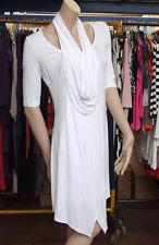 Joseph Ribkoff BNWT UK 10 Beautiful & Unusual Casual Half Sleeve Jersey Dress