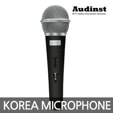 AUDINST AM25D Dynamic Wired Professional Microphone Mic Singing Karaoke