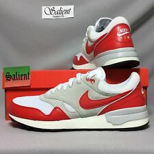 Nike Air Odyssey UK9 White Red 652989-106 EUR44 OG pegasus max structure 1 epic