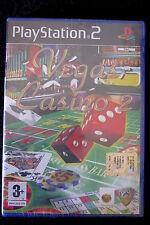 PS2 : VEGAS CASINO 2 - Nuovo, risigillato ! Da Phoenix Games !